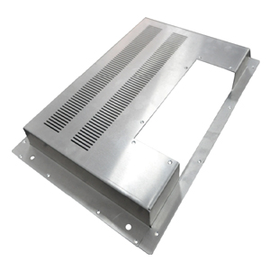 Aluminum electronic chassis, XCST-01