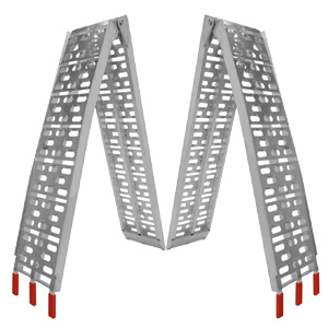 Arched Foldable Loading Ramp, XCWP-26