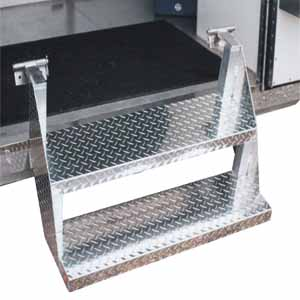 Removable Trailer Step, XCFP-32