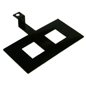 Sheet metal brackets, XCFP-15