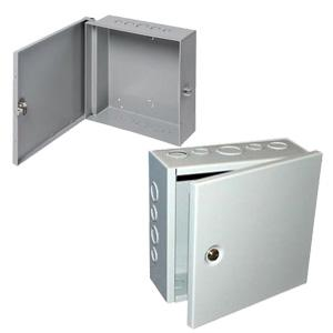 Electronic enclosure boxes