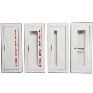 Fire extinguisher cabinet