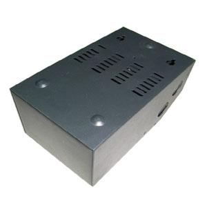 Metal electronics enclosure box