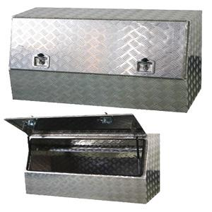 Under tray tool boxes
