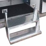 Removable Trailer Step